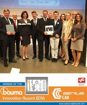 Bauma Innovationspreis